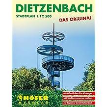 Stadtplan Dietzenbach - SP 001