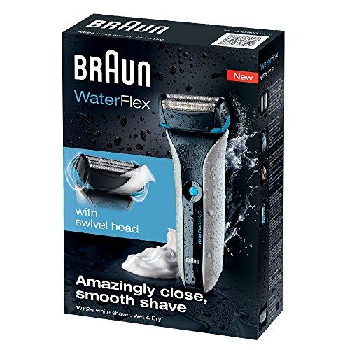 Afeitadora Braun WaterFlex WF2