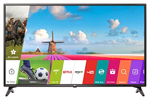 LG 123 cm (49 inches) 49LJ617T Full HD LED Smart TV