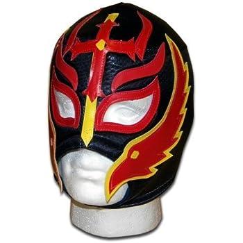 Fils du Diable masque catch mexicain Adulte Lucha fogu