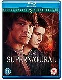 Supernatural - Complete Third Season [Blu-ray] [2008] [Region Free]