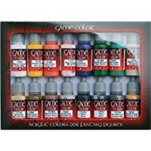 Vallejo VAL72299 - Game - Set of acrylic paint