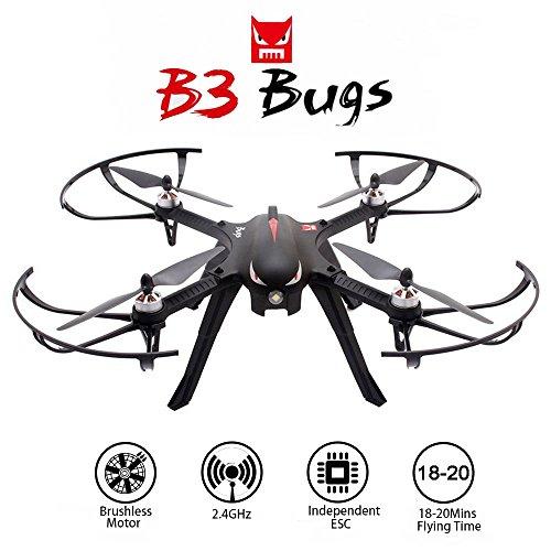 Preisvergleich Produktbild Nopson MJX B3 Bugs Standard Quadcopter Drone Bidirektionale 2.4G 4CH 6-Achsen Gyro Kamera Carrier Drone