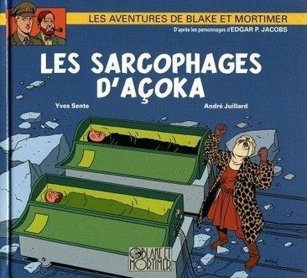 Blake et Mortimer : Les sarcophages d&#3...