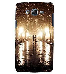 Citydreamz Boy and Girl/Glowing Lights/Love/Valentine/Couple/Romance Hard Polycarbonate Designer Back Case Cover For Samsung Galaxy Grand Max G7202
