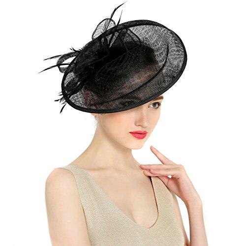 buona consistenza all'ingrosso online taglia 40 Cappello da cerimonia per distinguersi con eleganza ...