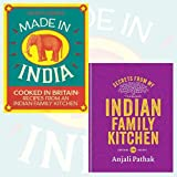Indian Family Kitchen 2 Books Bundle Collection (Made in India: Cooked in Britain: Recipes from an Indian Family Kitchen,Secrets From My Indian Family Kitchen)