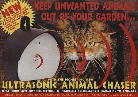 Katzenschreck / Hundeschreck Ultraschall Animal Chaser