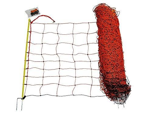 *Kerbl Schafnetz mit Doppelspitze, 50 m x 108 cm*
