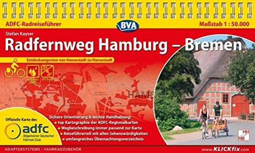 adfc-radreisefuhrer-radfernweg-hamburg-bremen-150000-praktische-spiralbindung-reiss-und-wetterfest-g