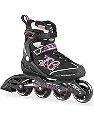 Rollerblade Spiritblade W - Patines en línea para mujer, color negro / rosa, talla 38