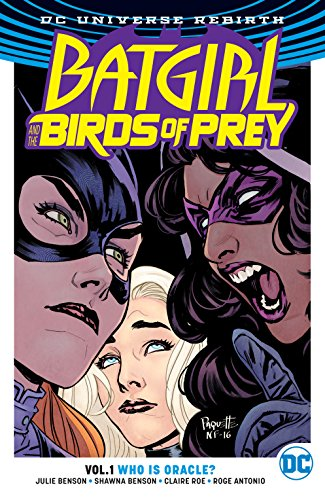 Batgirl and the Birds of Prey (2016-2018) Vol. 1: Who is Oracle? (English Edition) -