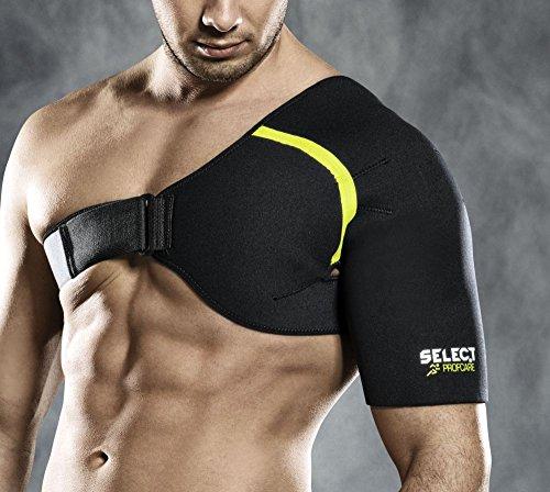 Select Schulterbandage, XXL, schwarz, 5650005111