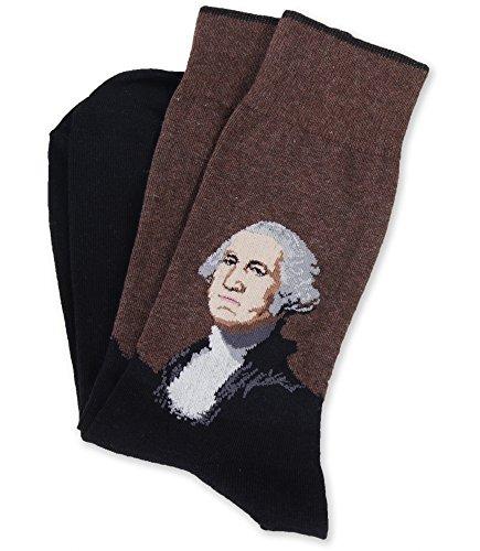"HOT SOX Herrensocke ""George Washington"" 41-47"