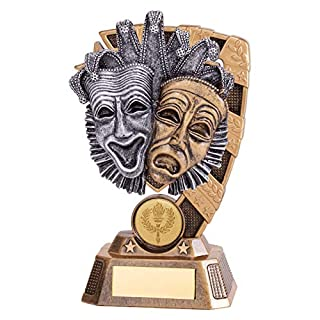 A1 PERSONALISED GIFTS Euphoria Drama Trophies