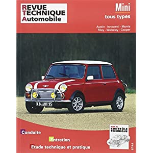 Revue technique automobile Mini tous types