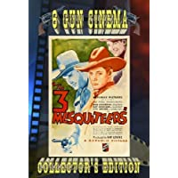 The Three Mesquiteers ~ Collector's Edition by Ray Corrigan - Tucson Smith, Syd Saylor - Lullaby Joslin Robert Livingston - Stony Brooke