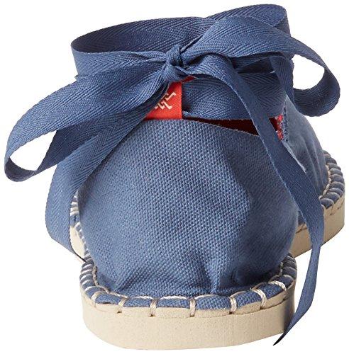 Havaianas Origine Slim, Espadrilles Femme Bleu (Blue 0031)