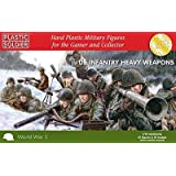 Plastic Soldier 1/72 US Infantry Heavy Weapons # WW2020007 by Plastic Soldier Company