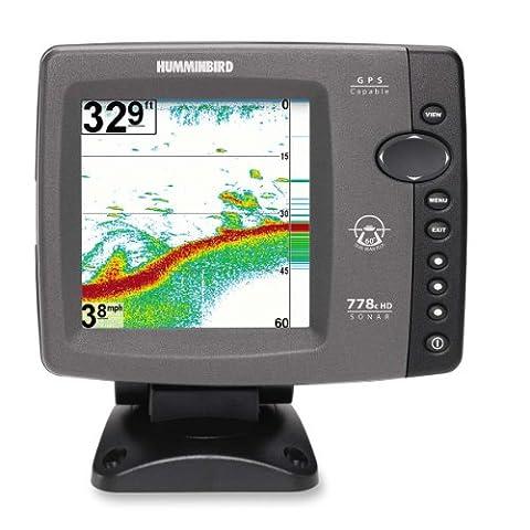 Humminbird 408500-1M 778CX HD XD Fishfinder, 5