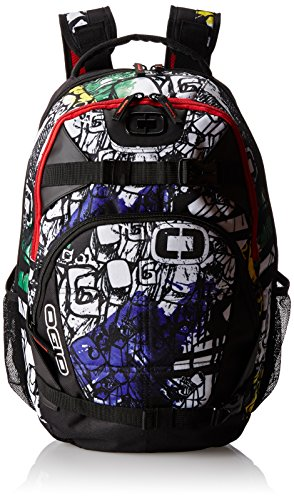 OGIO REBEL 111077336 15–Purpose Abteiltasche for any type of equipment Graffiti