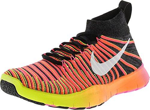Nike Free Train Force Flyknit, Scarpe da Escursionismo Uomo Nero (multicolore)