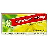 HYPERFORAT 250 mg Filmtabletten 30 St Filmtabletten
