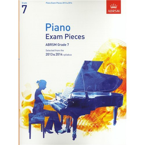 ABRSM Selected Piano Exam Pieces: 2013-2...