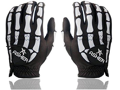 Asher Death Grip Black Herren Handschuhe - Paar -