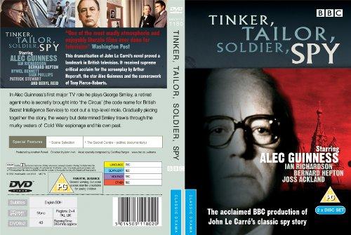 Tinker, Tailor, Soldier, Spy : C...