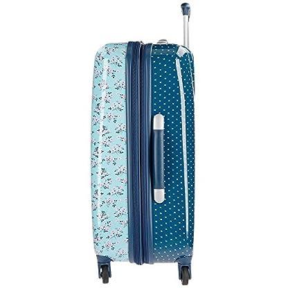 51afNGdsWuL. SS416  - Pepe Jeans Denise Maleta, 68 litros, 67 cm, Azul