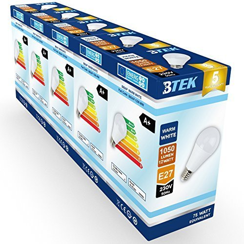 btek-pacchetto-di-5-e27-edison-a-vite-12w-lampadina-a-incandescenza-75w-equivalente-led-lampadina-no