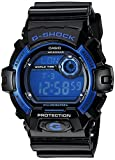 Casio Men's G8900A-1CR G-Shock Shock Res...