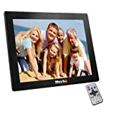 "Largest Sized Digital 15"" Photo Frame which Looks Great in Any Home Or"