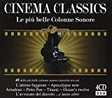 cinema classics-le piu  belle colonne sonore (4 cd) various artists