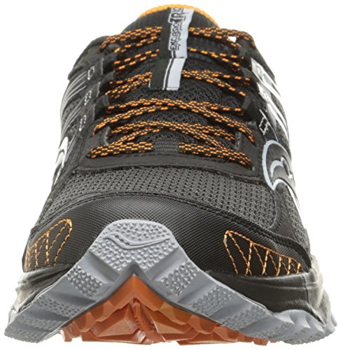 Saucony Excursion TR10 GTX Scarpe Da Trail Corsa - SS17 Grey/Black/Orange