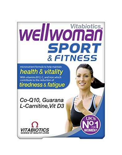 vitabiotics-wellwoman-sport-and-fitness-tablets-30-capsules