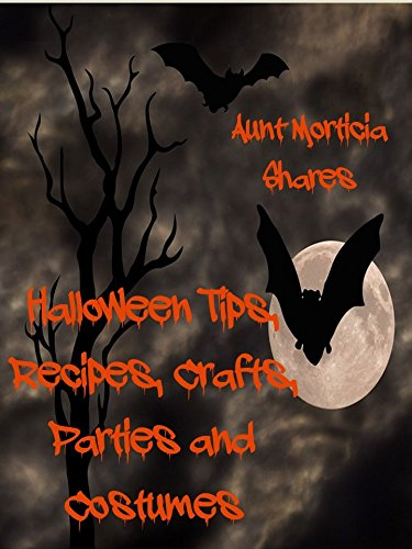 pes, Crafts,  Parties and Costumes (English Edition) (Kinder-halloween-kochen)