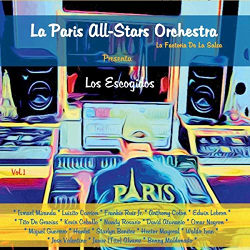 Dona Inez - La Paris All Stars Orchestra