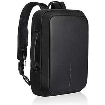 XD Design Bobby Bizz Zaino 24Ore Antifurto Nero Portatile con porta USB  (Unisex) 5322cae7f5fc