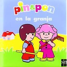Pin y Pon en la granja (Libros de baño) de Varios Autores (10 oct 2008) Tapa blanda