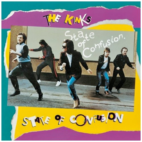 The Kinks: State Of Confusion (Re-Release) (Audio CD)