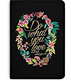 #10: DailyObjects And Love What You Do A5 Notebook Plain
