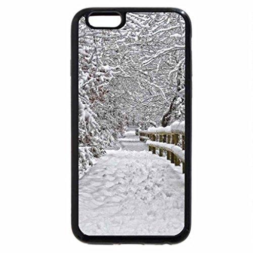 iPhone 6S / iPhone 6 Case (Black) Winter Way