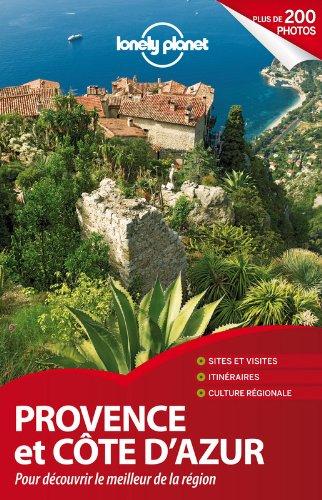 Provence et Côte d'Azur - 2ed par Lonely Planet