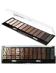 Technic Mega Matte Eyeshadow Palette