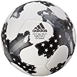 Adidas MLS top training NFHS Ball, unisex, White/Silver Metallic/Black