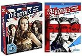 The Royals Staffel 1-4 [Blu-ray]