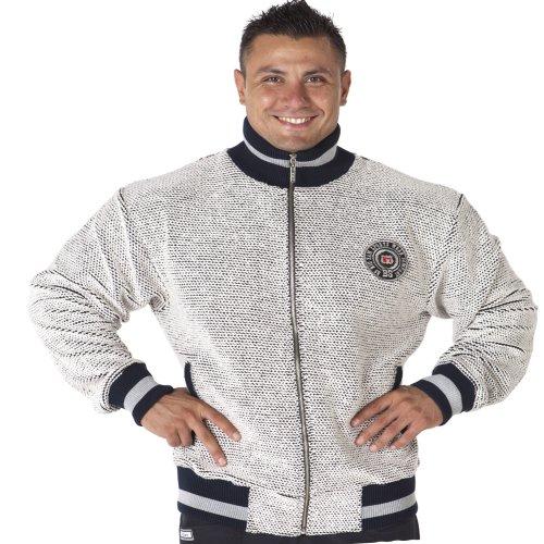 BIG SM EXTREME SPORTSWEAR Jacke Bomberjacke Sweatshirt Jacke Blouson 4028 S