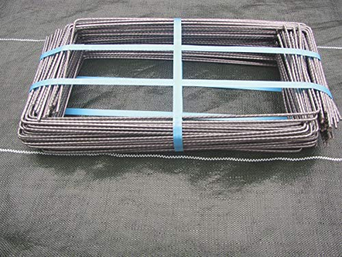 NORTENE Lot de 100 agrafes Fixsol XL 20 x 25 x 20 cm